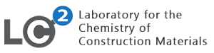 Laboratory for The Chemistry of Construction Materials Logo